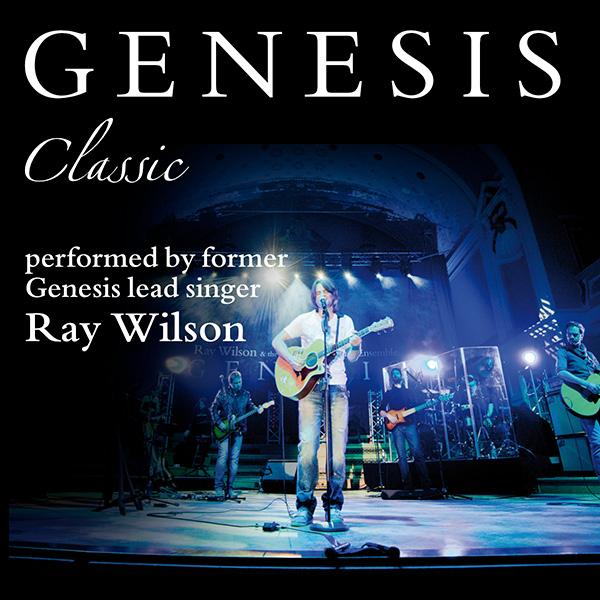 Resultado de imagen de genesis con ray wilson