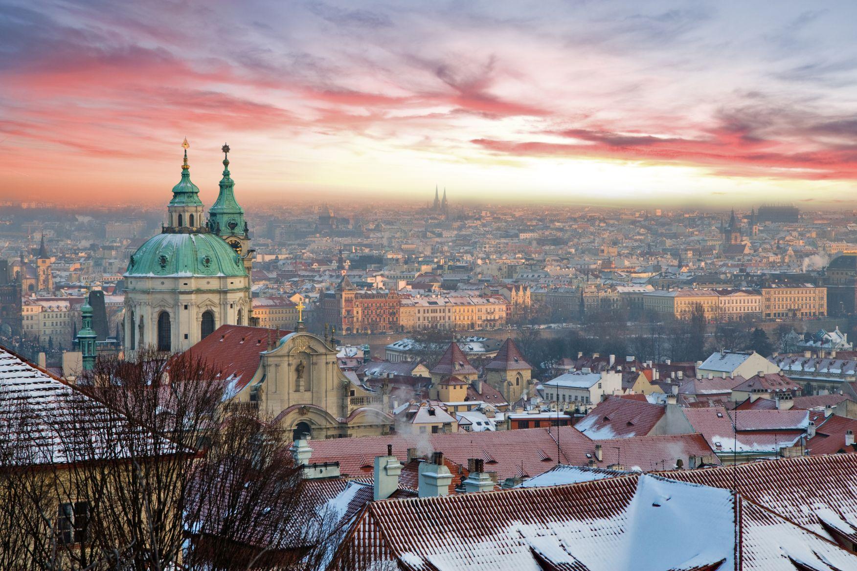 Prague for lovers for Central prague