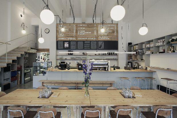 minimalist cafe in prague - photo #11