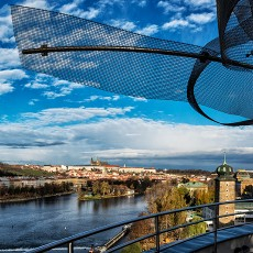 The Inspirational Vltava River