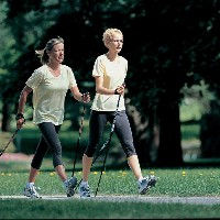 Nordic walking / www.outfanatic.com