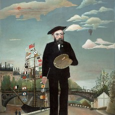 The First Czech Henri Rousseau Exhibition (2016)