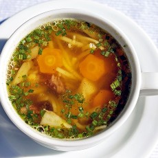 Cold weather? How about some soup?