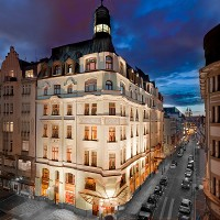 Art Nouveau Palace Hotel, Foto: www.palacehotel.cz
