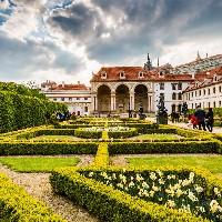 Waldstein Garden, photo: PCT