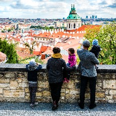 Prague with Children