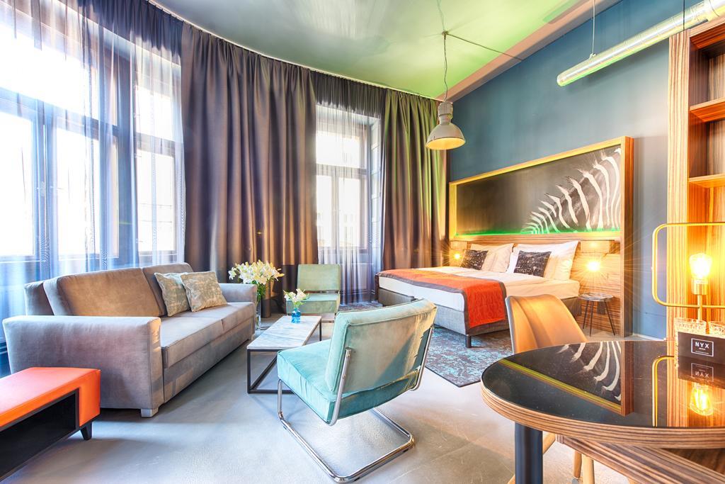 Nyx prague for Designhotel nyx prague