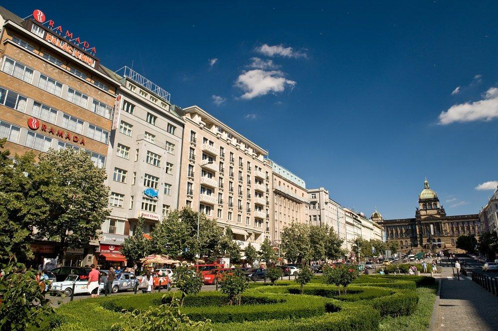 Ramada prague city centre for Prague center