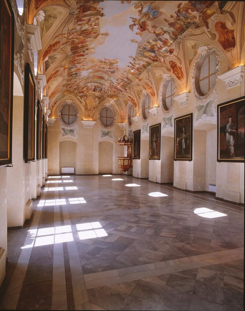 Gallery: Strahov Picture Gallery (Strahovská Obrazárna)
