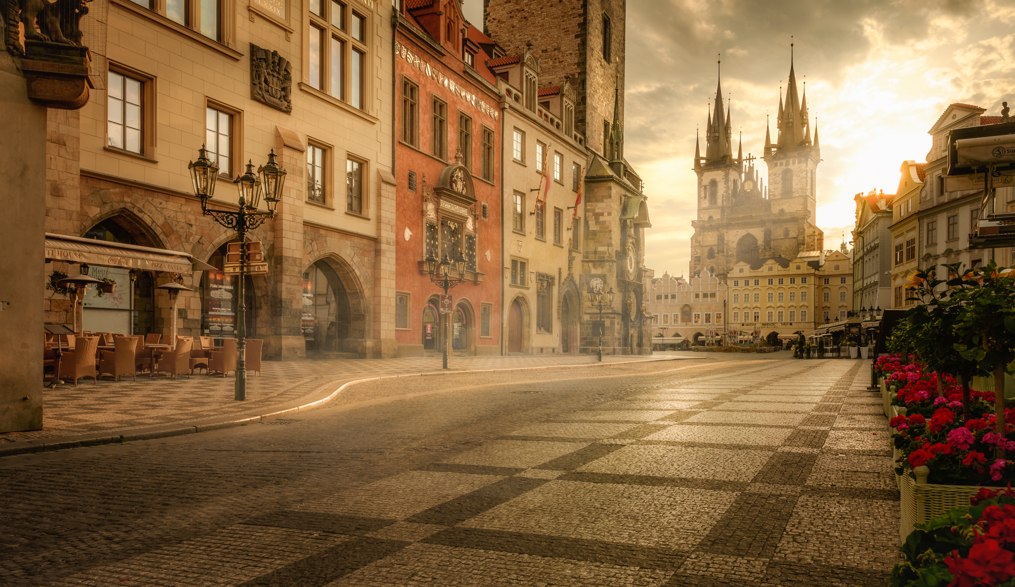 Old Town Square (Staro...