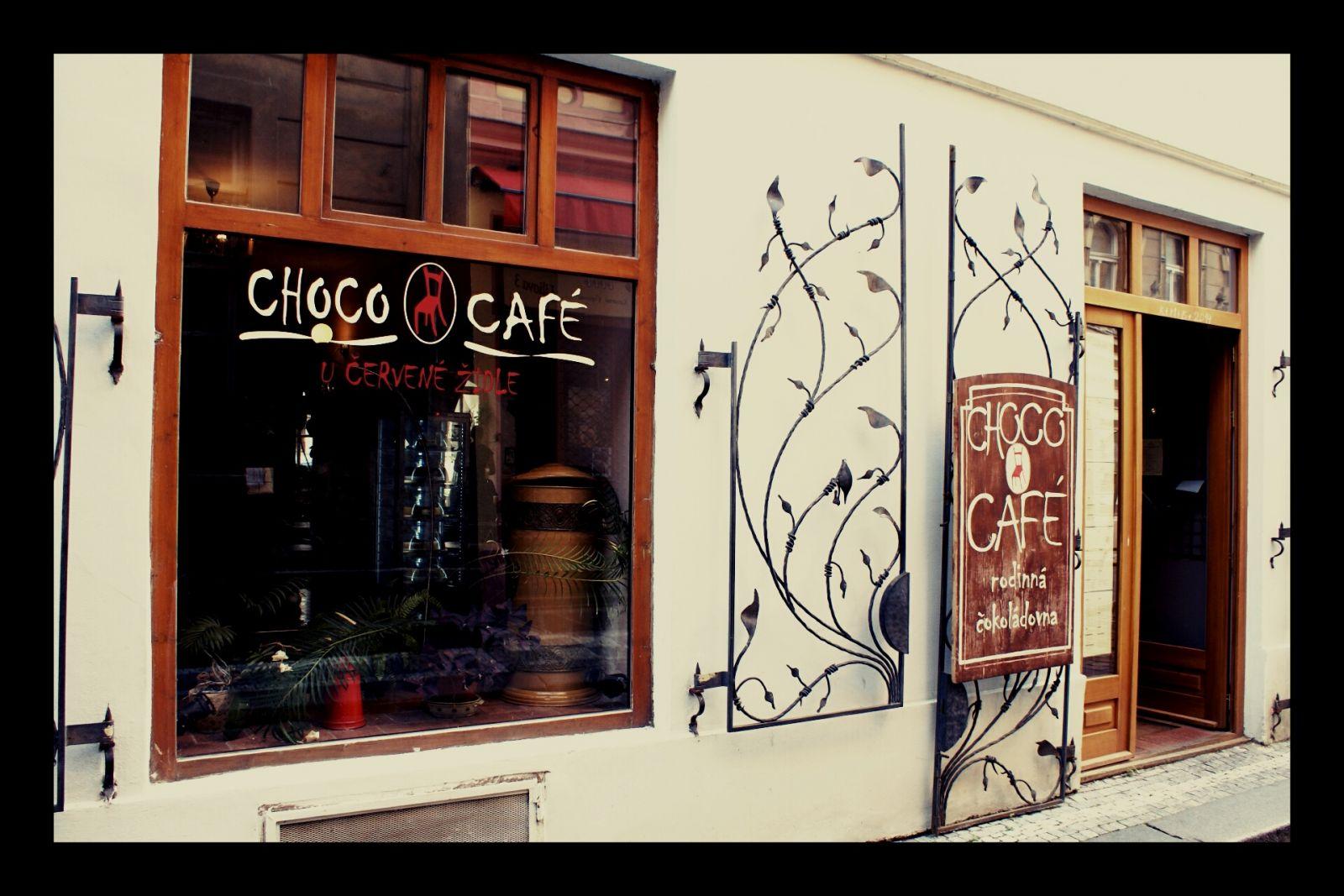 Choco Caf 233 Liliov 225 Prague Eu
