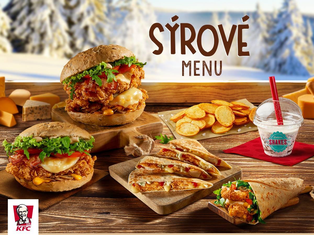 Kfc Food: Kentucky Fried Chicken Kaprova (KFC)