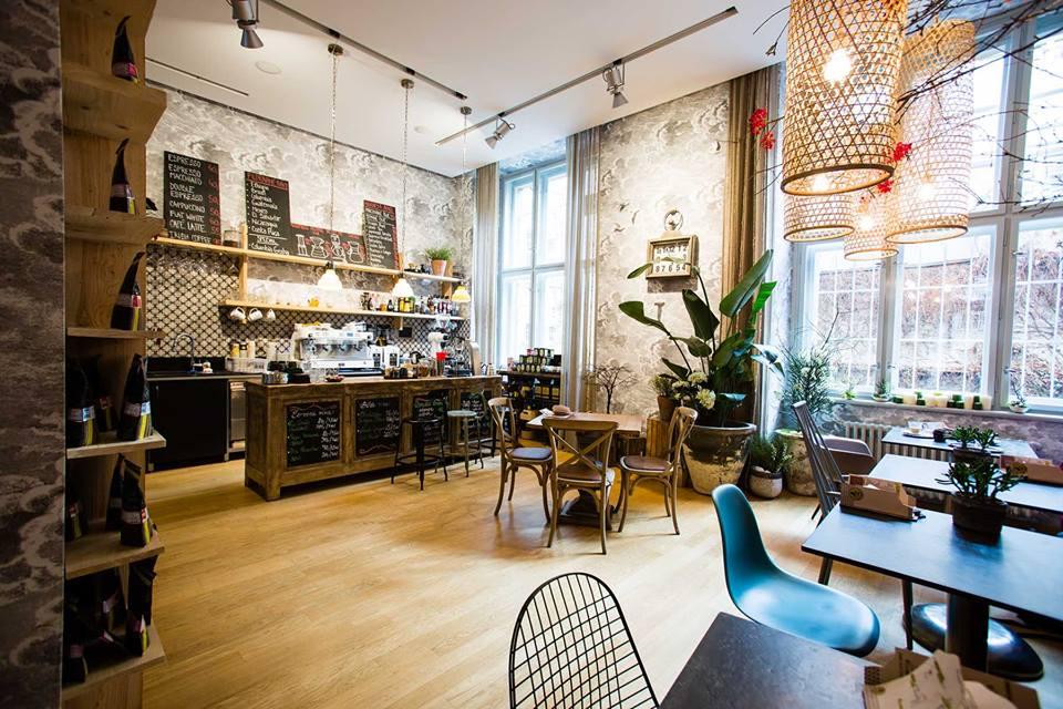 Cafe Boheme Opening Hours
