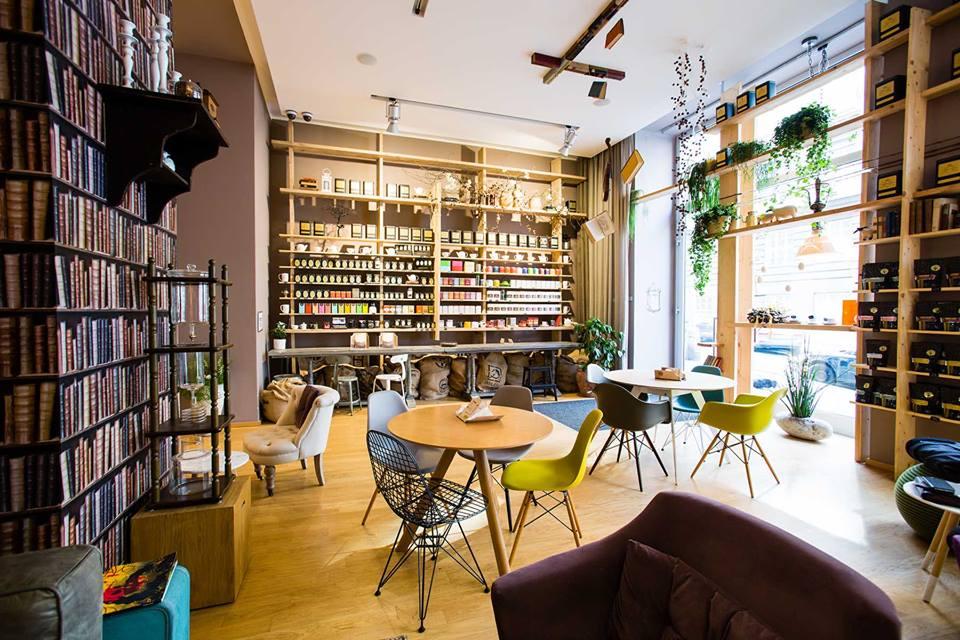 Cafe La Boheme Prague