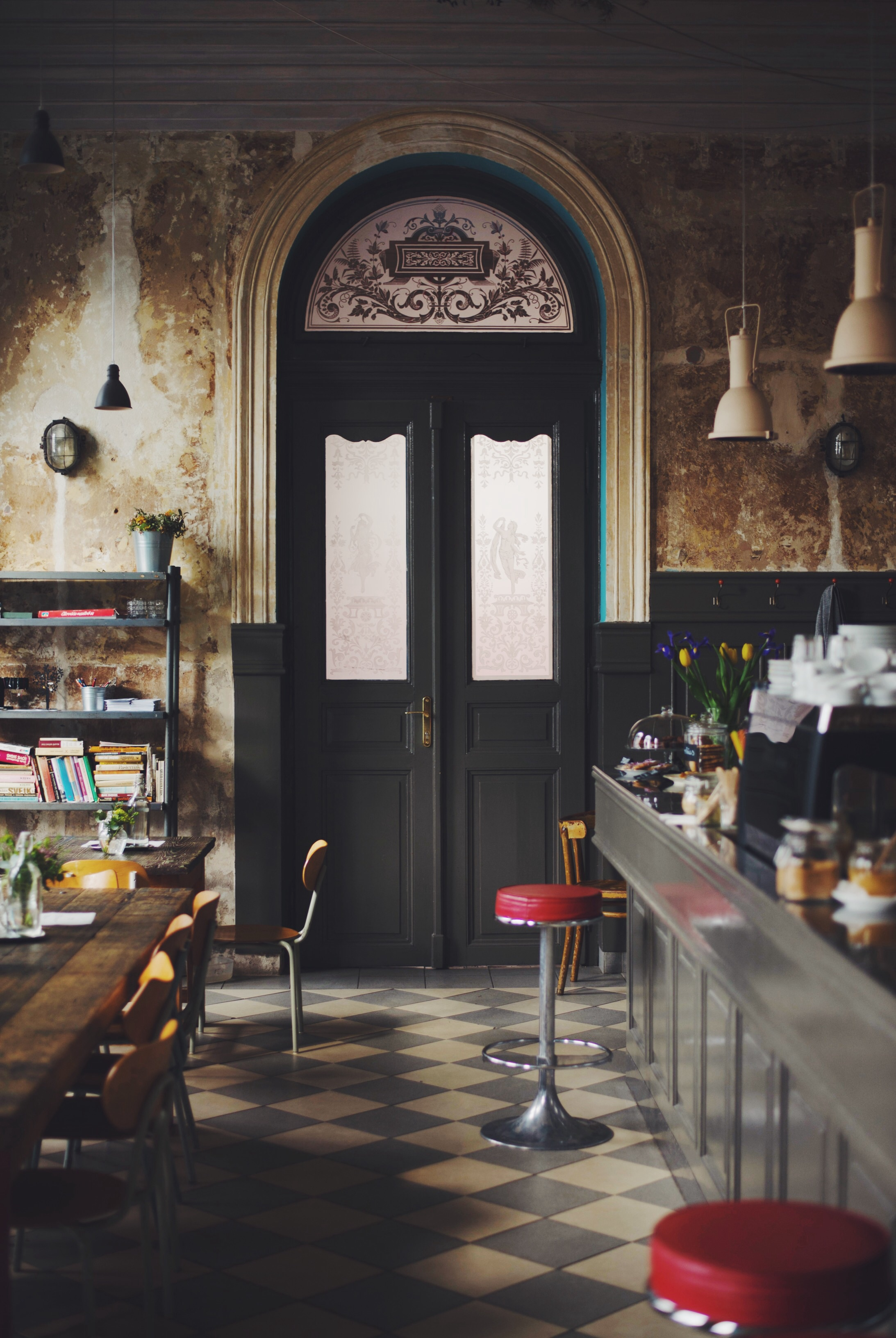 Cafe Letka Prague Menu