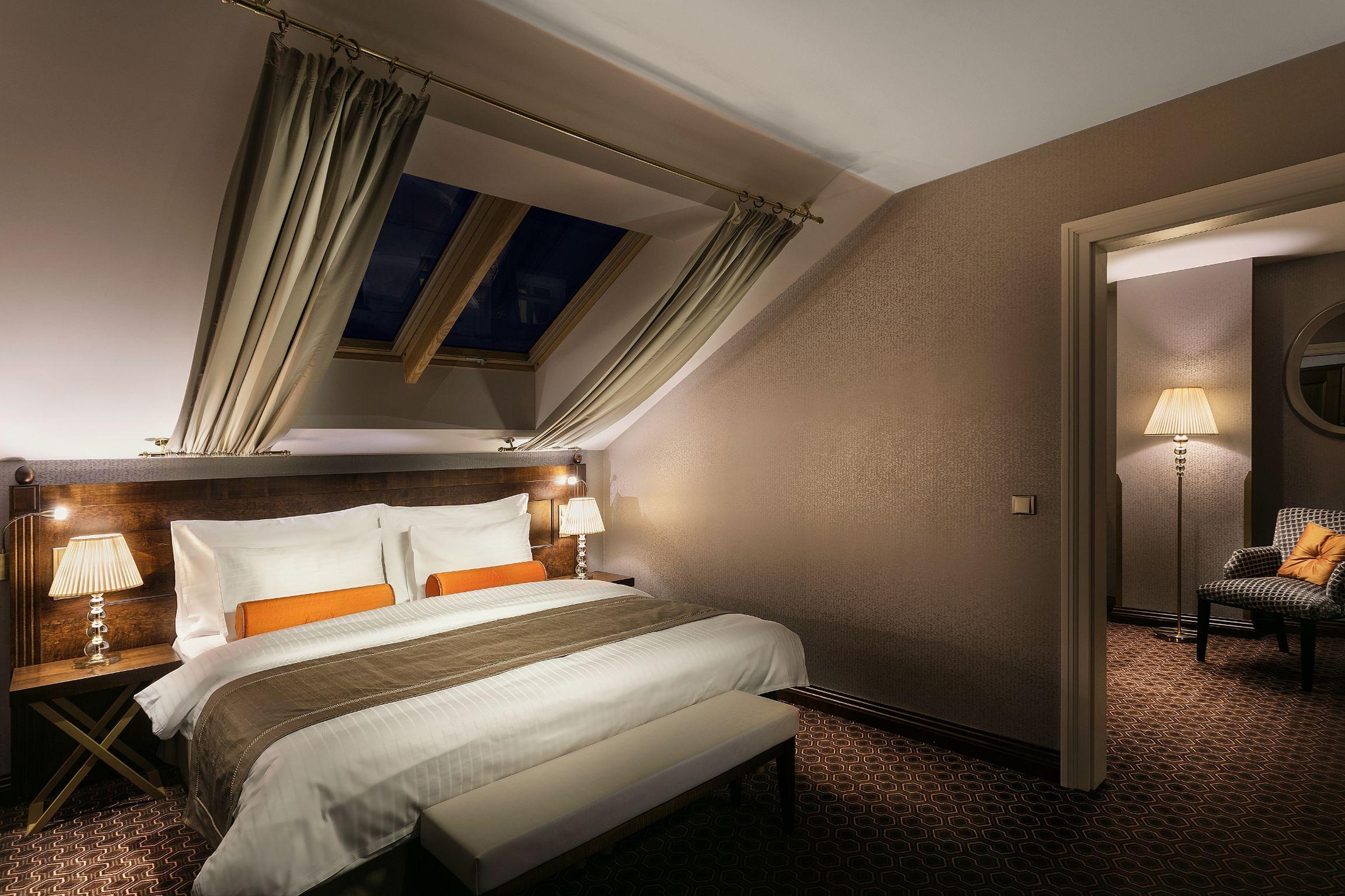 Cosmo 2 Bedroom City Suite Style Interior cosmopolitan hotel prague - prague.eu