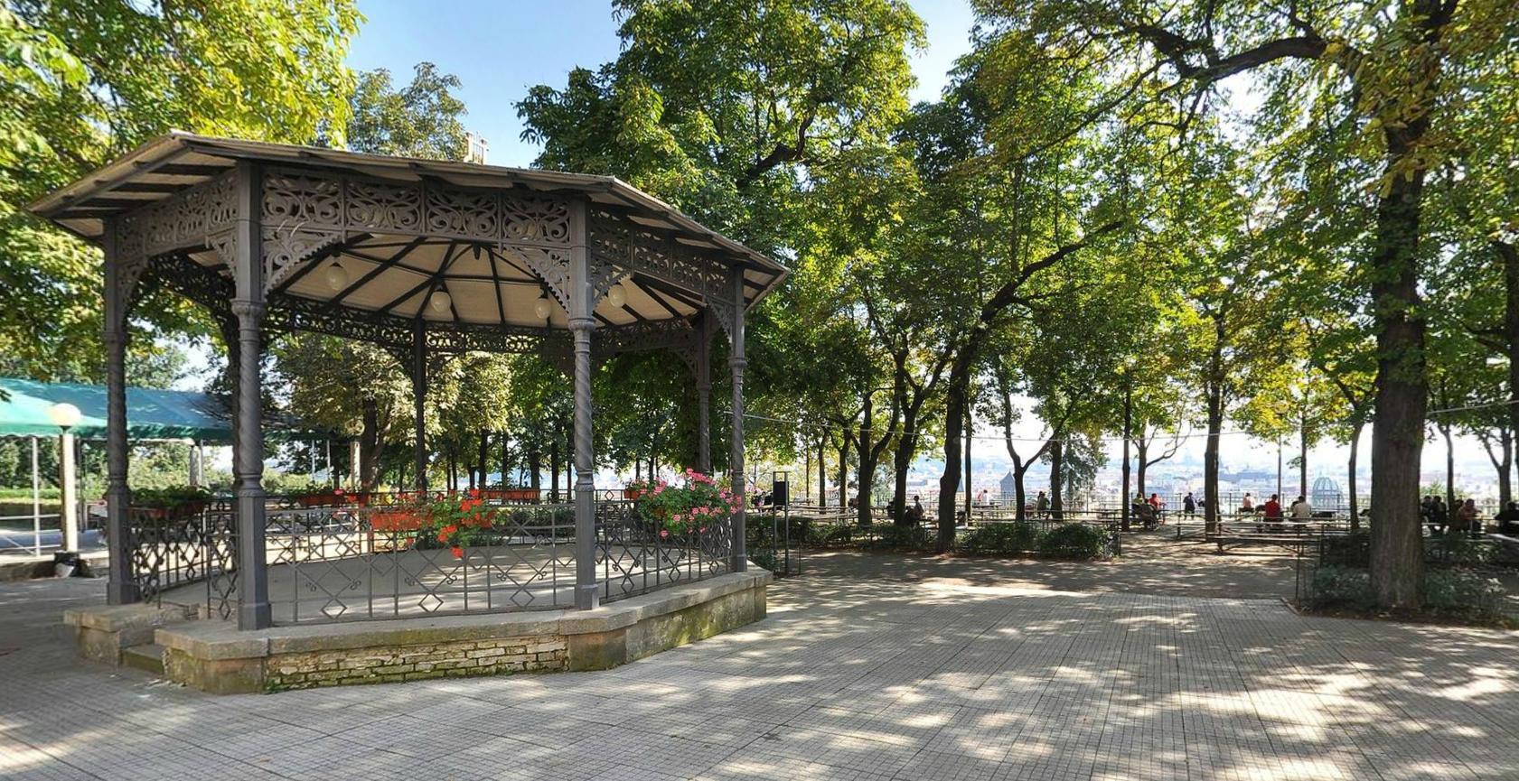Letná Parks (Letenské sady) - Prague.eu