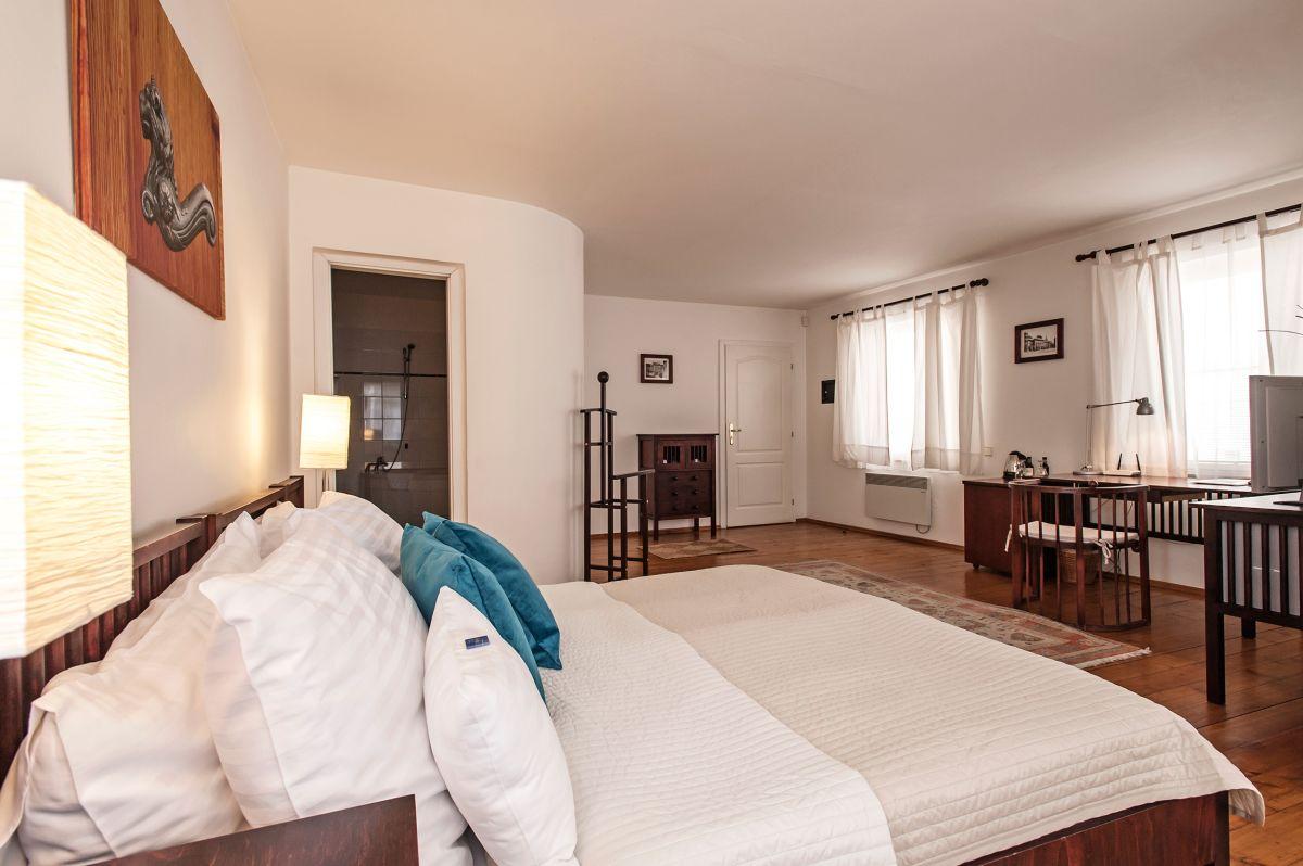 Domus henrici boutique hotel for Boutique accommodation prague