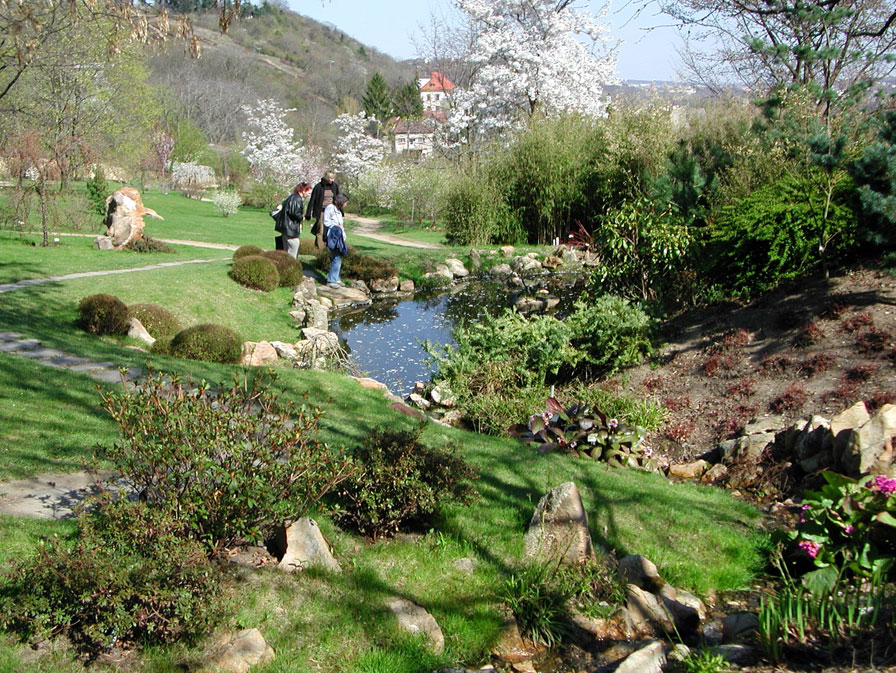 Prague Botanical Garden, Fata Morgana Greenhouse (Botanická Zahrada,  Skleník Fata Morgana)