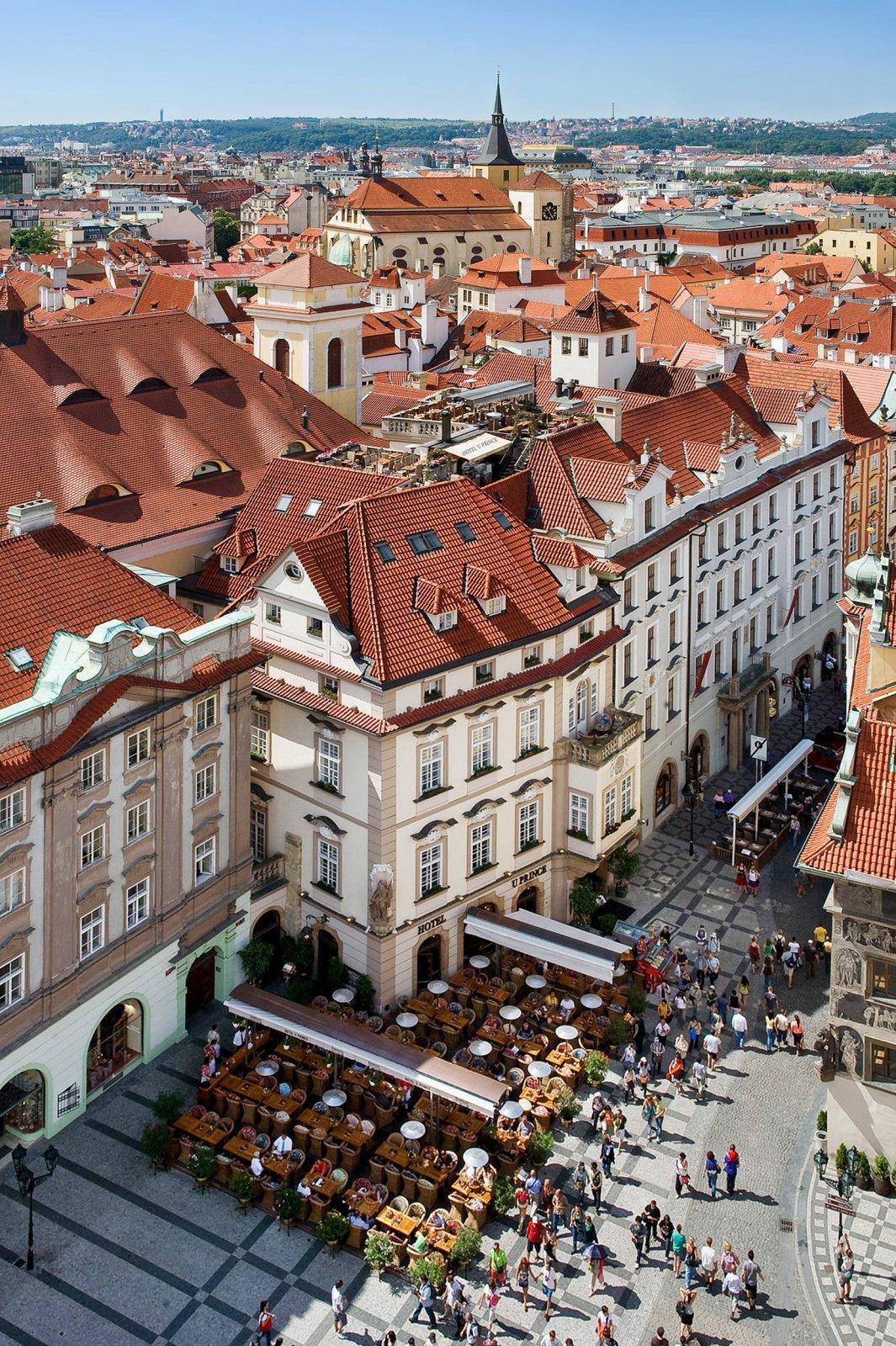 Hotel U Prince Prague Eu