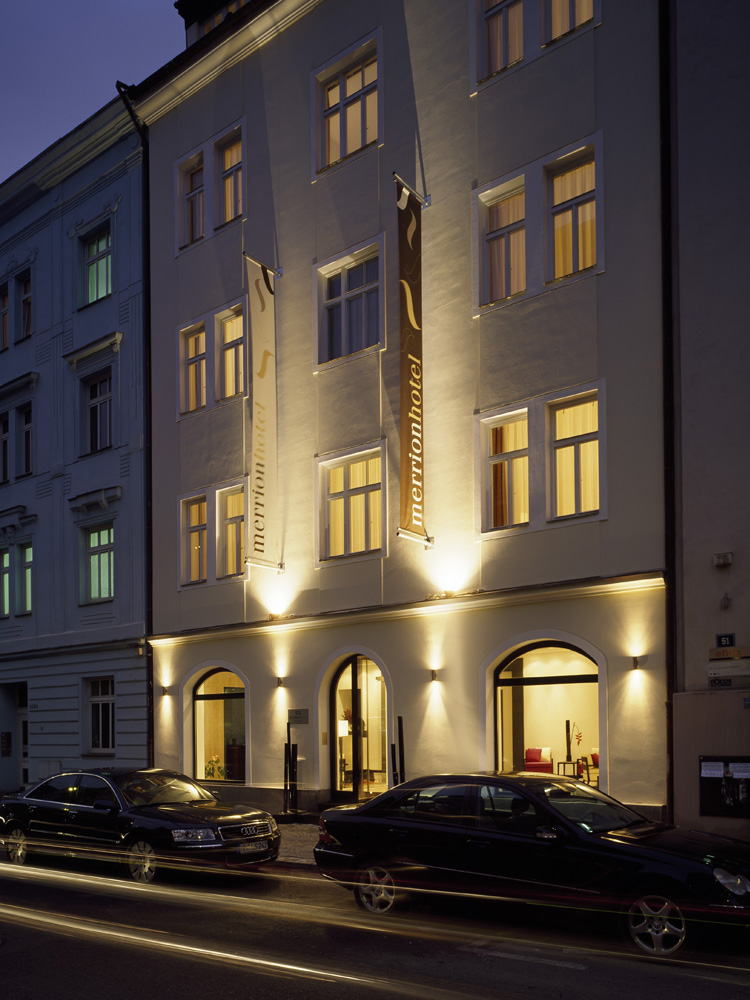 Design merrion hotel for Prag design hotel