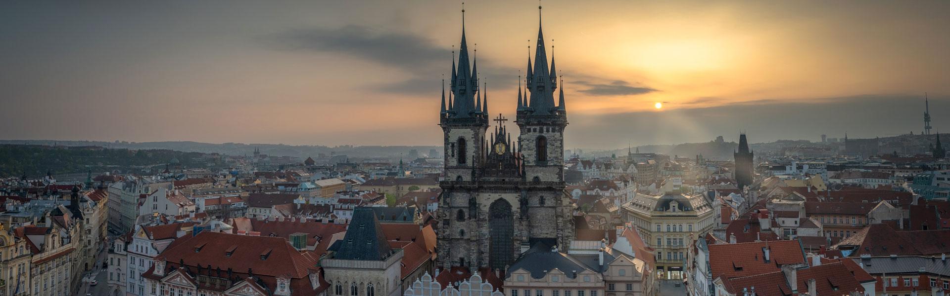 Church Of Our Lady Before Tn Chrm Matky Bo Ped Tnem Prague