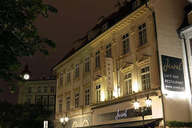 Jewel hotel for Prag design hotel