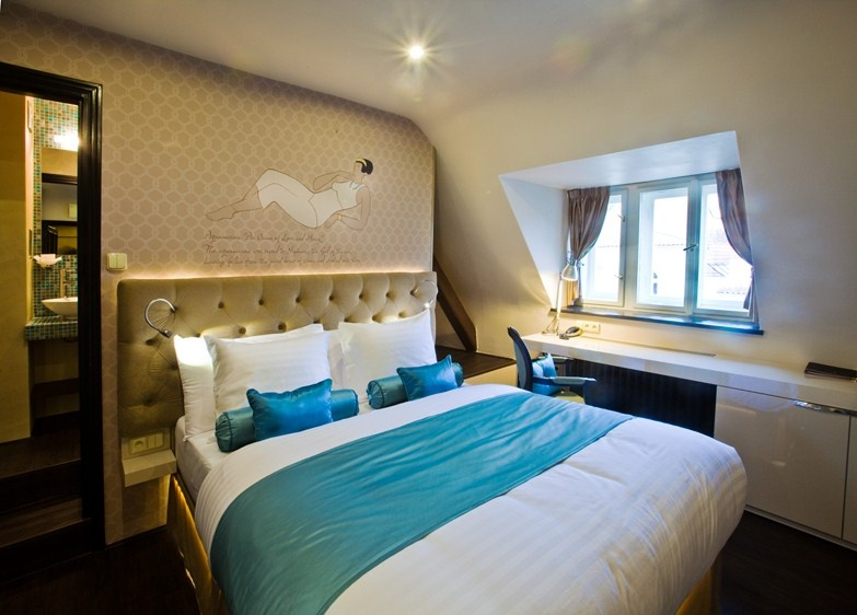 Jewel hotel for Hotel design hotel jewel prague